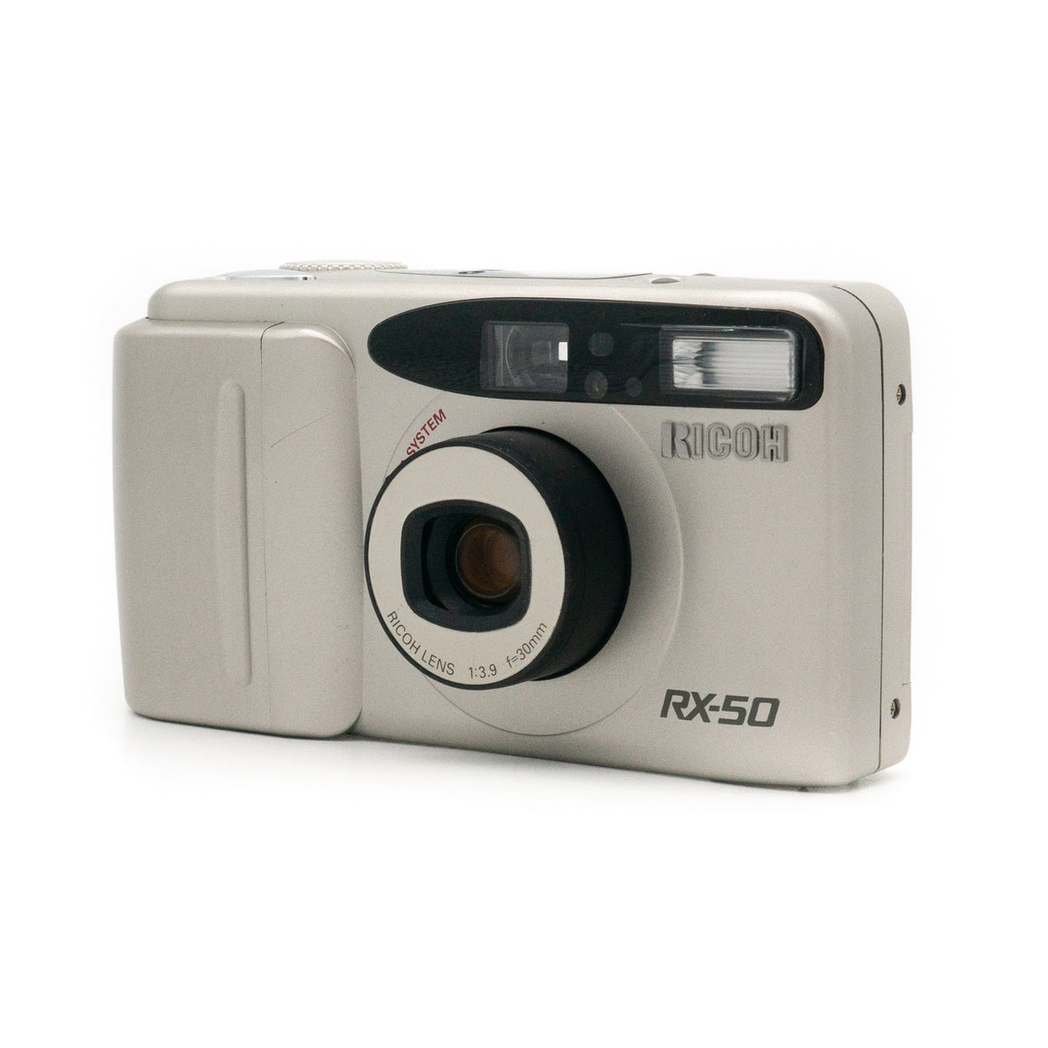 Ricoh RX-50 Date Point & Shoot Camera with 30mm f/3.9 Lens