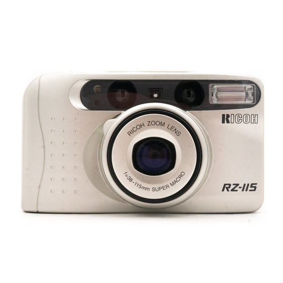 Ricoh RZ-115 Point & Shoot Camera with 38-115mm Zoom Lens