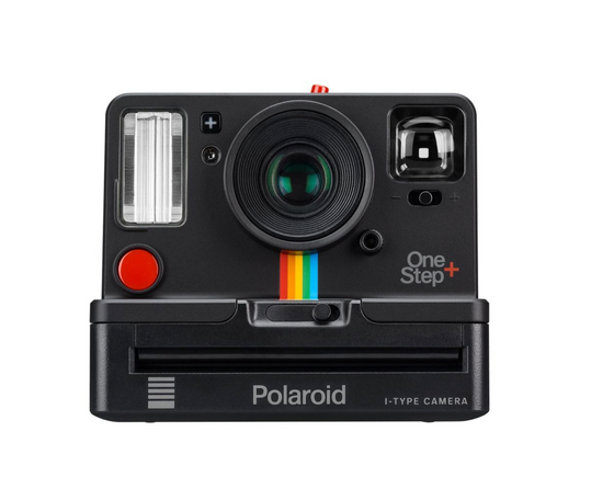 Polaroid OneStep+ (Plus) Viewfinder i-Type Instant Film Camera (GRAPHITE OR BLACK)