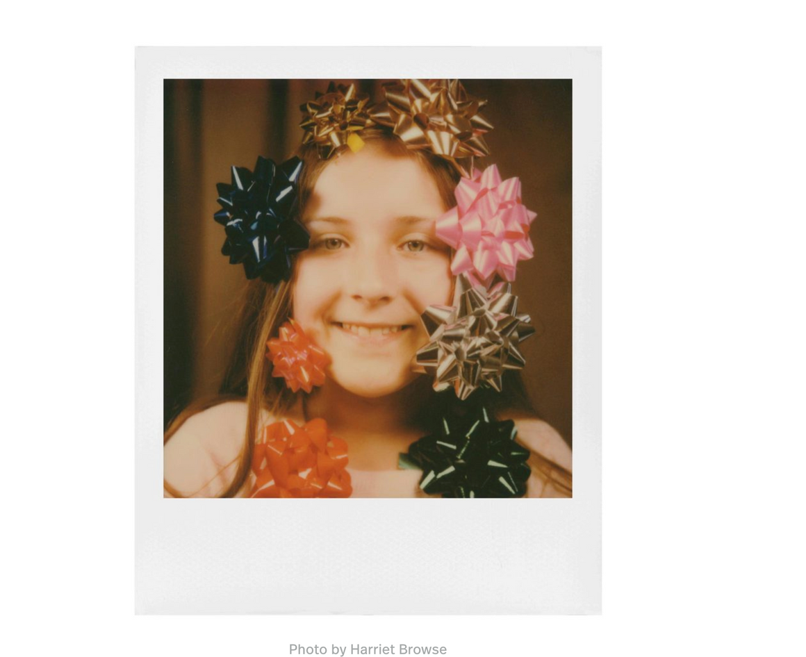 Polaroid Originals - Colour i-Type Film Summer Blues Limited Edition