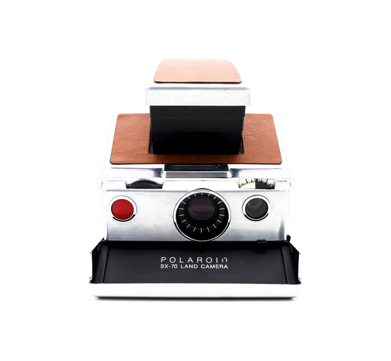 Polaroid SX-70 Legendary Instant SLR Camera (Refurbished)