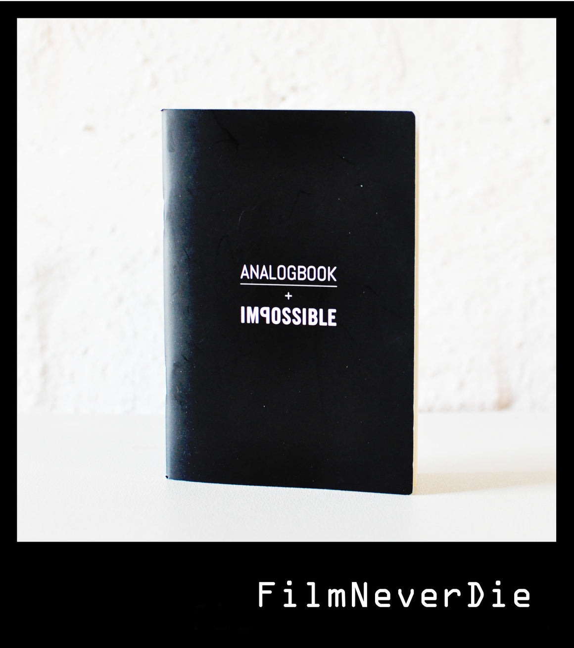 Impossible analog book