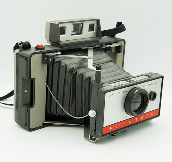 Polaroid Land Model 220