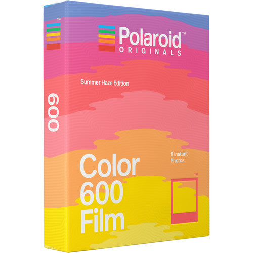 Polaroid Originals 600 Colour Instant Film - Summer Haze Edition