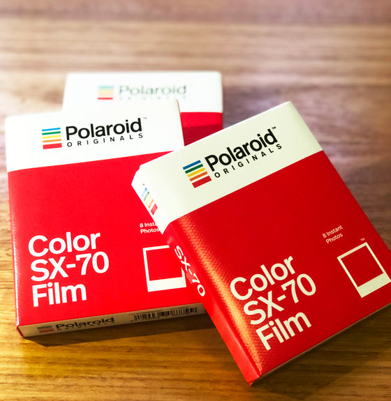 Polaroid Originals SX-70 Colour