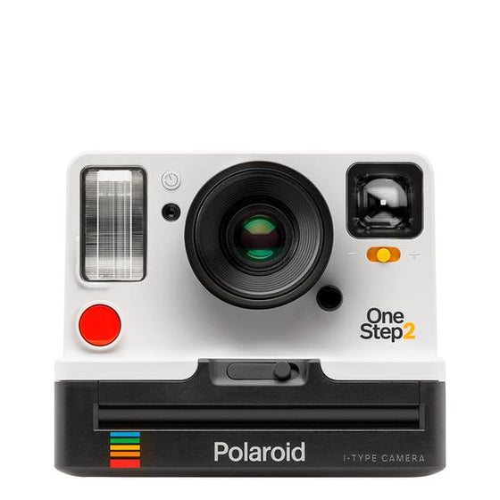 Polaroid OneStep 2 Viewfinder i-Type Instant Film Camera (NEW WHITE)