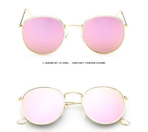 Luxury Round Sunglasses -  Swim Gears