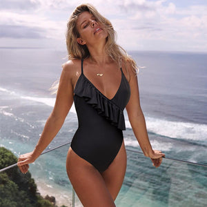 New 2019 One Piece Swimsuit Sexy bikinis -  Swim Gears