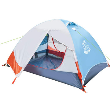 1/2/3/4 Person Compact Camping Tent, Lightweight Backpacking, 3 Season Waterproof, for Outdoor