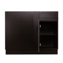 Load image into Gallery viewer, Anchester Espresso Base Blind Corner Cabinet 1 Drawer 1 Door