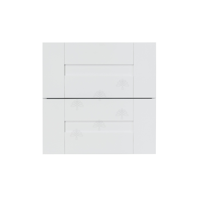 Anchester Series White Shaker Cabinet Counter Top Drawer