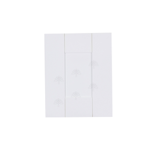 Anchester Series White Shaker Sample Door