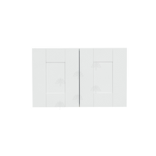 Load image into Gallery viewer, Anchester White Wall Cabinet 2 Doors No Shelf