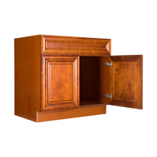 Load image into Gallery viewer, Cambridge Sink Base Cabinet 2 Dummy Drawer 2 Doors