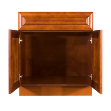 Load image into Gallery viewer, Cambridge Vanity Sink Base Cabinet 1 Dummy Drawer 2 Doors