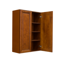 Load image into Gallery viewer, Cambridge Wall Cabinet 2 Doors 3 Adjustable Shelves