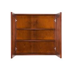 Load image into Gallery viewer, Cambridge Wall Cabinet 2 Doors 2 Adjustable Shelves With 30-inch Height