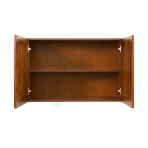 Cambridge Wall Cabinet 2 Doors 1 Adjustable Shelf