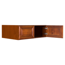 Load image into Gallery viewer, Cambridge Wall Cabinet 2 Doors No Shelf 24inch Depth
