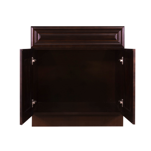 Edinburgh Vanity Sink Base Cabinet 1 Dummy Drawer 2 Doors