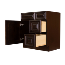 Load image into Gallery viewer, Edinburgh Vanity Sink Base Cabinet 1 Dummy Drawer 1 Door (Right)