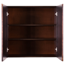 Load image into Gallery viewer, Edinburgh Wall Cabinet 2 Doors 2 Adjustable Shelves