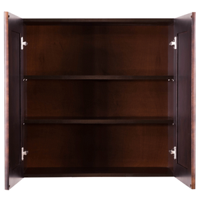 Edinburgh Wall Cabinet 2 Doors 2 Adjustable Shelves