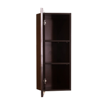 Load image into Gallery viewer, Edinburgh Wall End Angle Cabinet 1 Door 2 or 3 Shelves