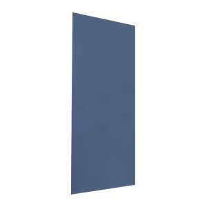 Lancaster Series Blue Shaker Cabinet Base panel