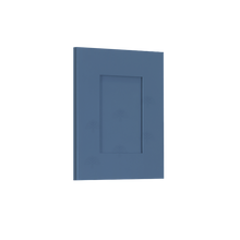 Load image into Gallery viewer, Lancaster Series Blue Shaker Cabinet Deco Door