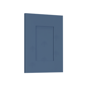 Lancaster Series Blue Shaker Sample Door
