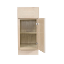 Load image into Gallery viewer, Lancaster Stone Wash Base Cabinet 1 Drawer 1 Door 1 Adjustable Shelf