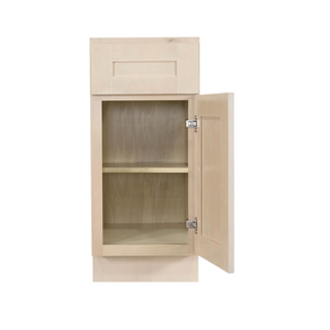 Lancaster Stone Wash Base Cabinet 1 Drawer 1 Door 1 Adjustable Shelf