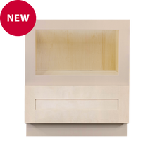 Load image into Gallery viewer, Lancaster Stone Wash Base Microwave with Drawer Cabinet