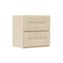 Load image into Gallery viewer, Lancaster Series Stone Wash Finish Shaker Cabinet Counter Top Drawer