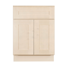 Load image into Gallery viewer, Lancaster Stone Wash Vanity Sink Base Cabinet 1 Dummy Drawer 2 Doors