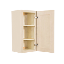 Load image into Gallery viewer, Lancaster Stone Wash Wall Cabinet 1 Door 2 Adjustable Shelves 30-inch Height