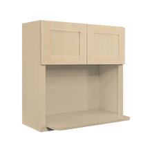Load image into Gallery viewer, Lancaster Stone Wash Wall Microwave Cabinet