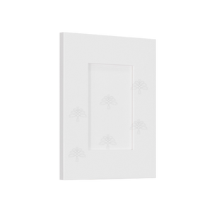 Lancaster Series White Shaker Sample Door