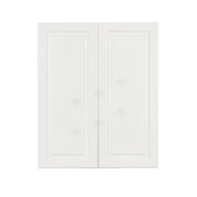 Load image into Gallery viewer, Newport White Wall Cabinet 2 Doors 2 Adjustable Shelves