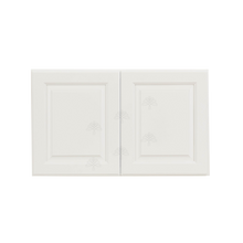 Load image into Gallery viewer, Newport White Wall Cabinet 2 Doors No Shelf