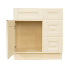 Load image into Gallery viewer, Oxford Vanity Sink Base Cabinet 1 Dummy Drawer 1 Door (Right)