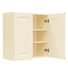 Load image into Gallery viewer, Oxford Wall Cabinet 2 Doors 2 Adjustable Shelves With 30-inch Height