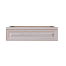 Load image into Gallery viewer, Princeton Creamy White Glazed Base Kitchen Size Drawer 1 Drawer