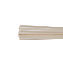 Load image into Gallery viewer, Princeton Creamy White Glazed Moldings Classic Crown Molding