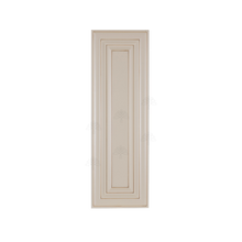 Load image into Gallery viewer, Princeton Creamy White Glazed Moldings & Accessories Decorative Door Panel