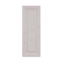 Load image into Gallery viewer, Princeton Creamy White Glazed Wall Cabinet 1 Door 3 Adjustable Shelves
