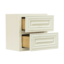 Load image into Gallery viewer, Princeton Series Offwhite Painted Finish Cabinet Counter Top Drawer