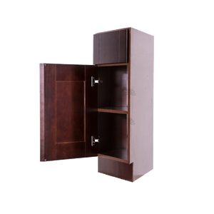 Wurzburg Base End Angle Cabinet 1 Fake Drawer 1 Door 1 Adjustable Shelf (Left)