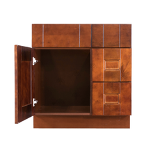 Load image into Gallery viewer, Wurzburg Vanity Sink Base Cabinet 1 Dummy Drawer 1 Door (Right)